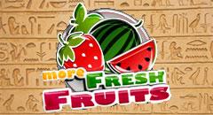 More Fresh Fruits